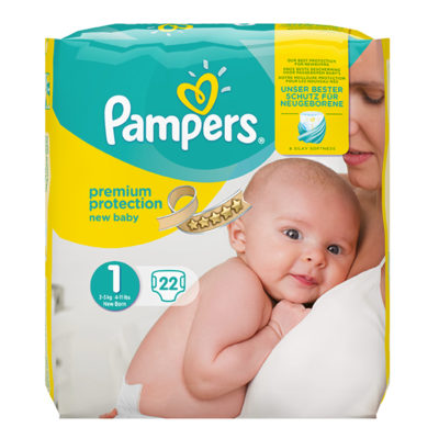 NEW BORN 2/5KG TAILLE 1  88/BOX (4X22) (00835776)