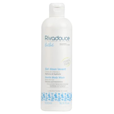 GEL DOUX  LAVANT BEBE RIVADOUCE 500ML MEDICAL