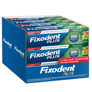 FIXODENT Plus Duo Protection