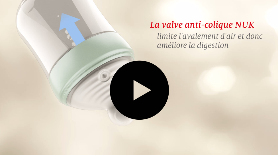 Video tétine nature sense - Laboratoire rivadis