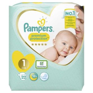 Pampers premium protection laboratoire rivadis
