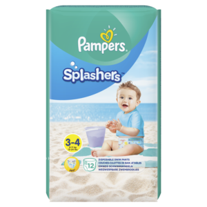 Pampers splasher taille 3 - Laboratoire Rivadis