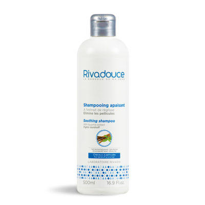 Shampooing apaisant - Elimine les pellicules - 500 ml