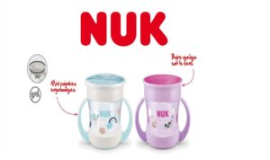 Magic cup NUK - Laboratoire rivadis