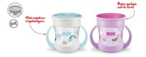 Mini magic cup NUK - Laboratoire rivadis