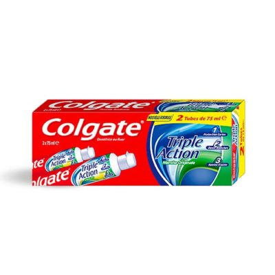 Dentifrice colgate (Lot de 2 tubes de 75 ml)