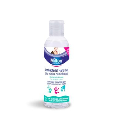 Gel mains désinfectant Milton 100 ml